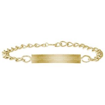 14KY ID Bracelet