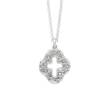Love In All Forms Cross Necklace