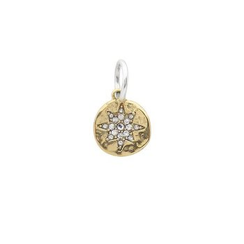Illuminations Compass Rose Charm