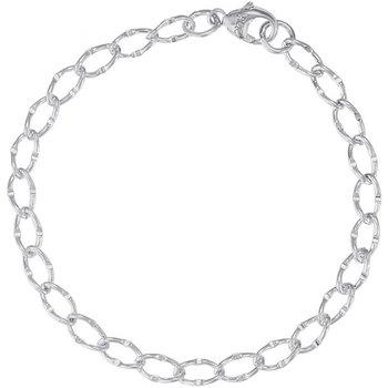 "Sterling Silver Bracelet 7"""