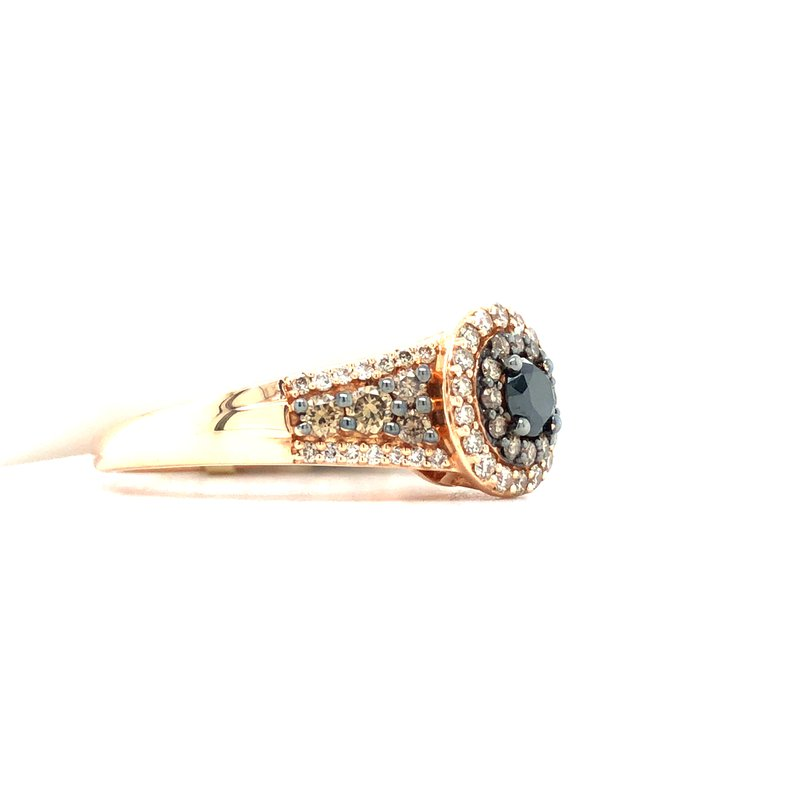 Le Vian In Stock 14KR Diamond Fashion Ring w/ 0.80 ctw, Size 7