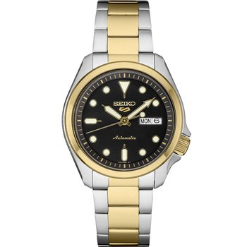 Two-Tone Stainless Steel Men's Watch