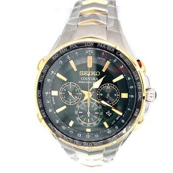 Solar Men's Watch Stainless Steel