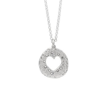 Love In All Forms Heart Necklace