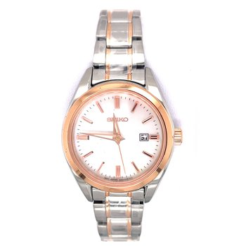 Stainless Steel Two-Tone Men's Watch
