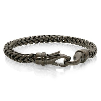 Stainless Steel 6mm Franco Bracelet