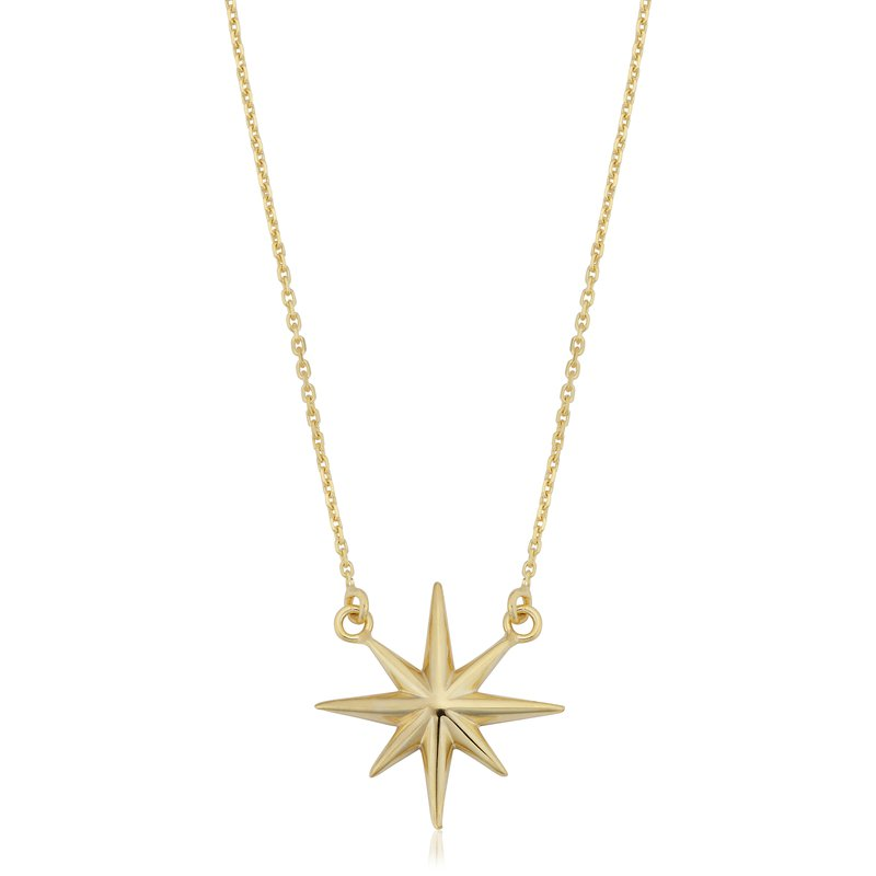 Best Sellers 10kt North Star Necklace
