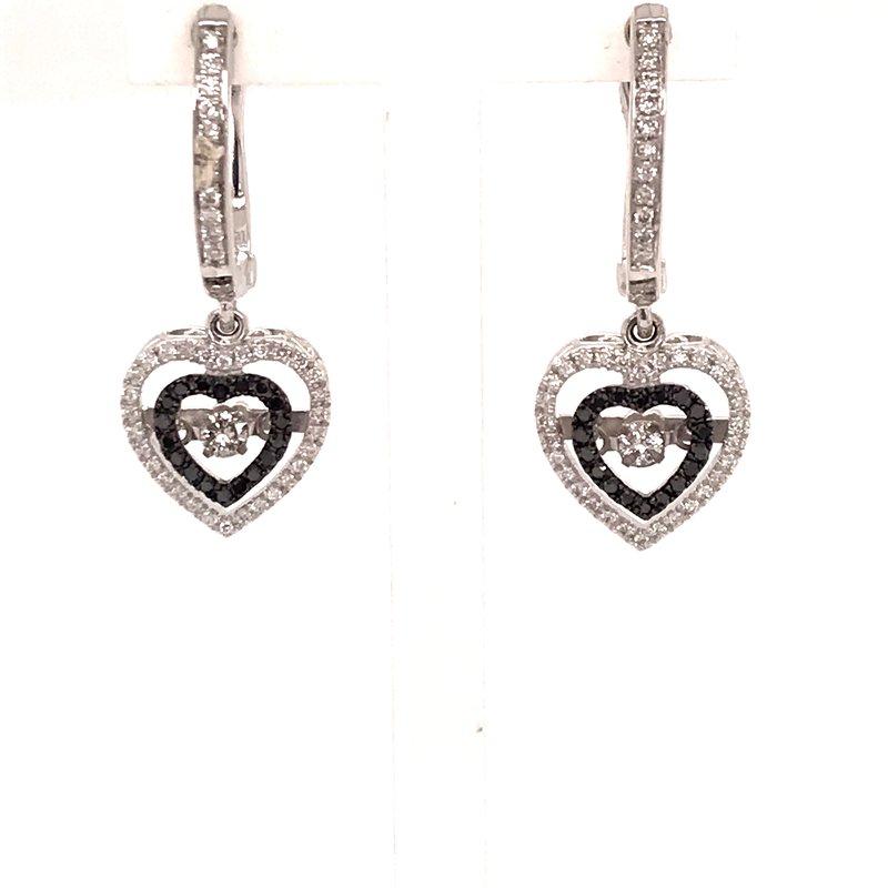 Diamond Fashion Rhythm Of Love Diamond Earrings