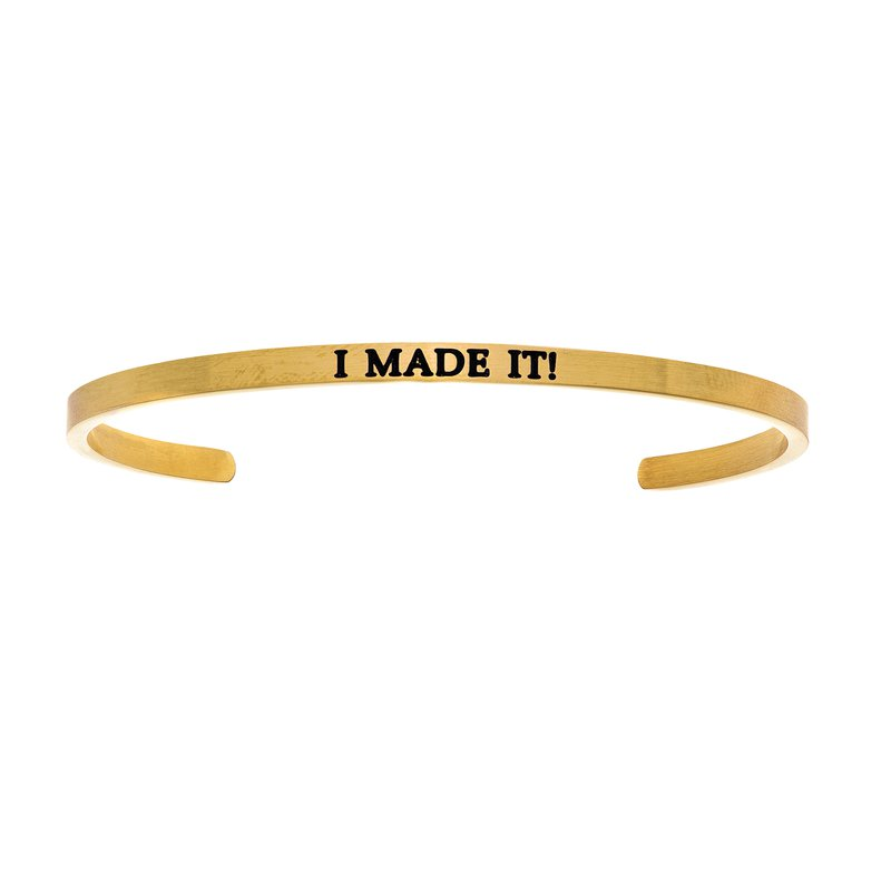"Intuitions ""I Made It"" Bracelet"