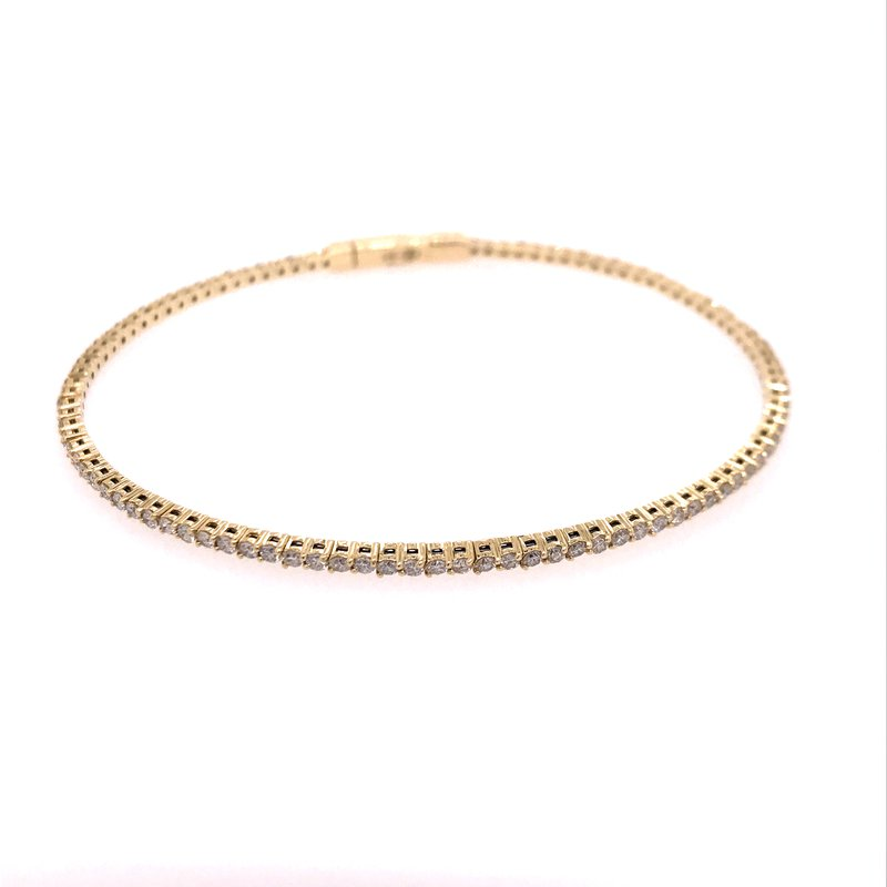 Diamond Fashion Bangle Bracelet