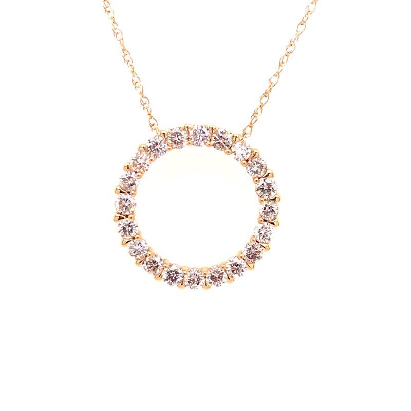 Diamond Fashion Diamond Pendant