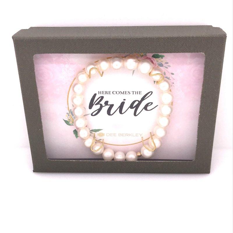 Dee Berkley Here Comes The Bride Bracelet