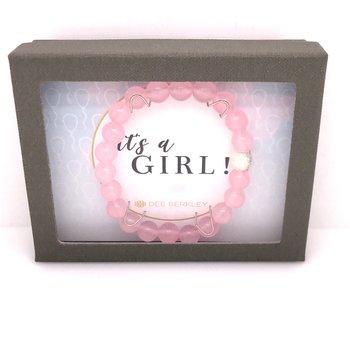 It's A Girl Bracelet