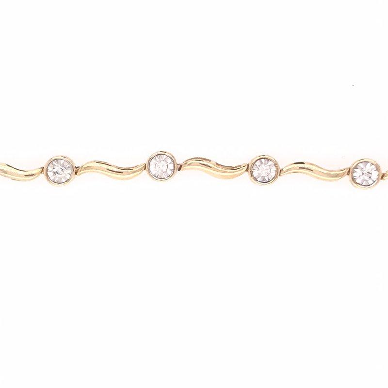 Diamond Fashion Diamond Fashion Bracelet
