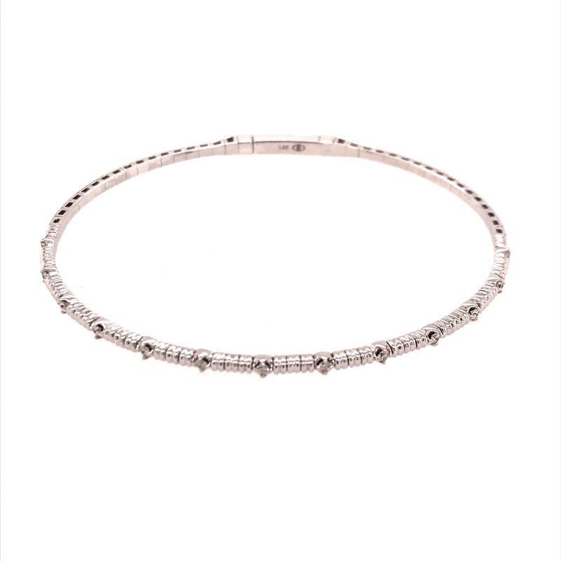 Diamond Fashion Bangle Bracelet