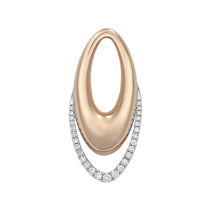Diamond Fashion Created Diamond Pendant