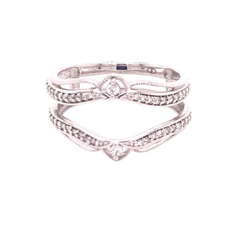 Dean's Bridal Diamond Wedding Ring Insert