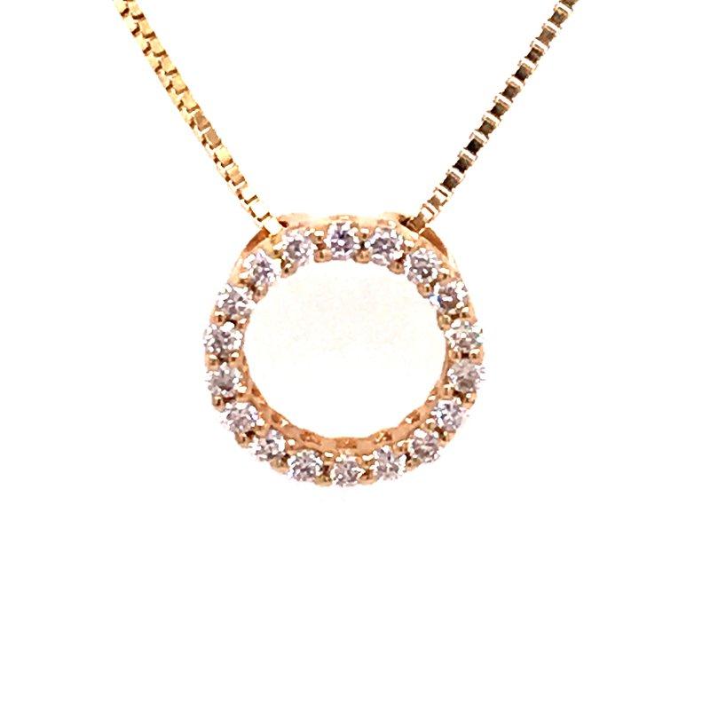 Y.O.U Bridal Diamond Pendant