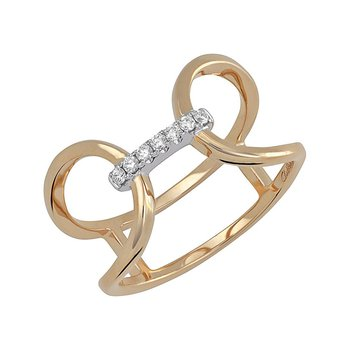 Created Diamond Fashion Ring