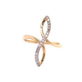 Swirl Design Ring