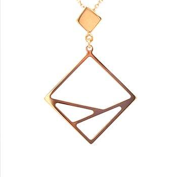 Geometric Pendant