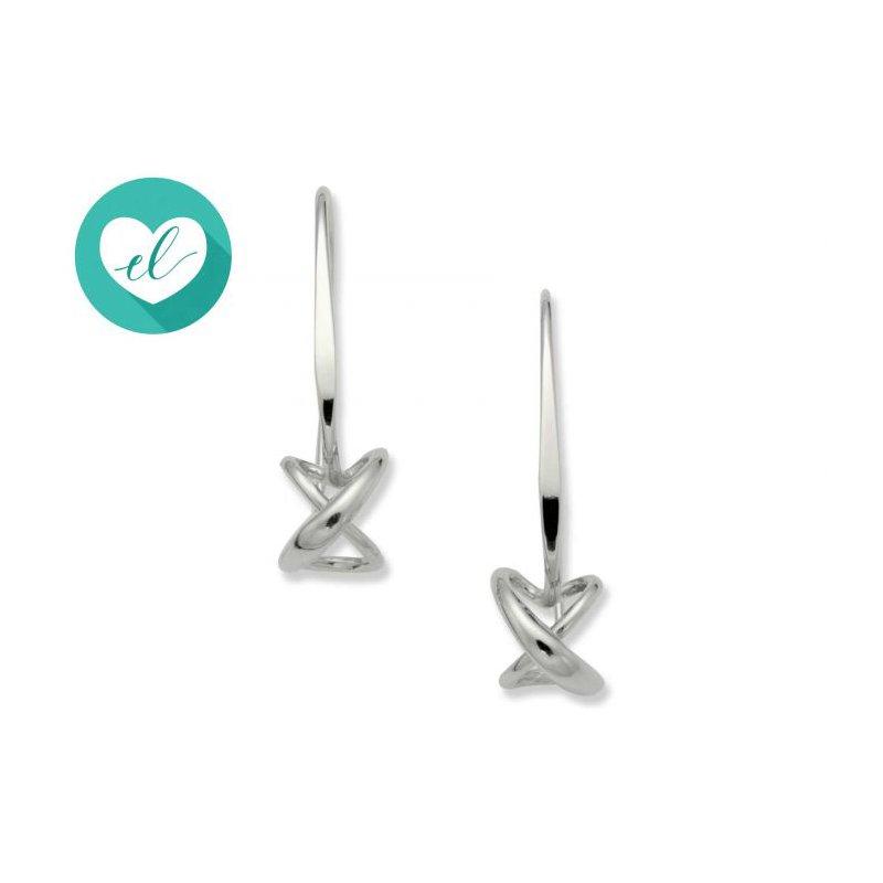 E.L. Designs Secret Heart Earrings