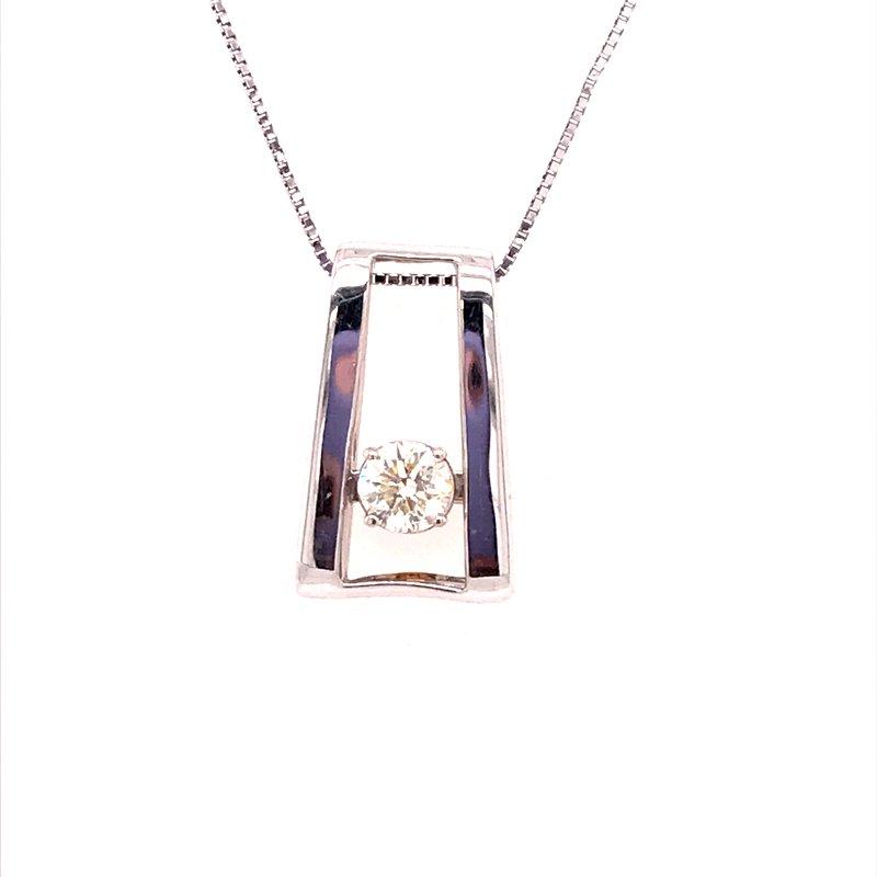 Diamond Fashion Reversible Fashion Pendant