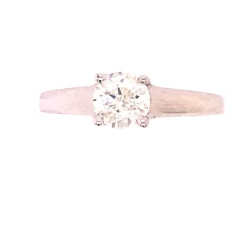 Whistler Diamond Solitaire Engagement Ring