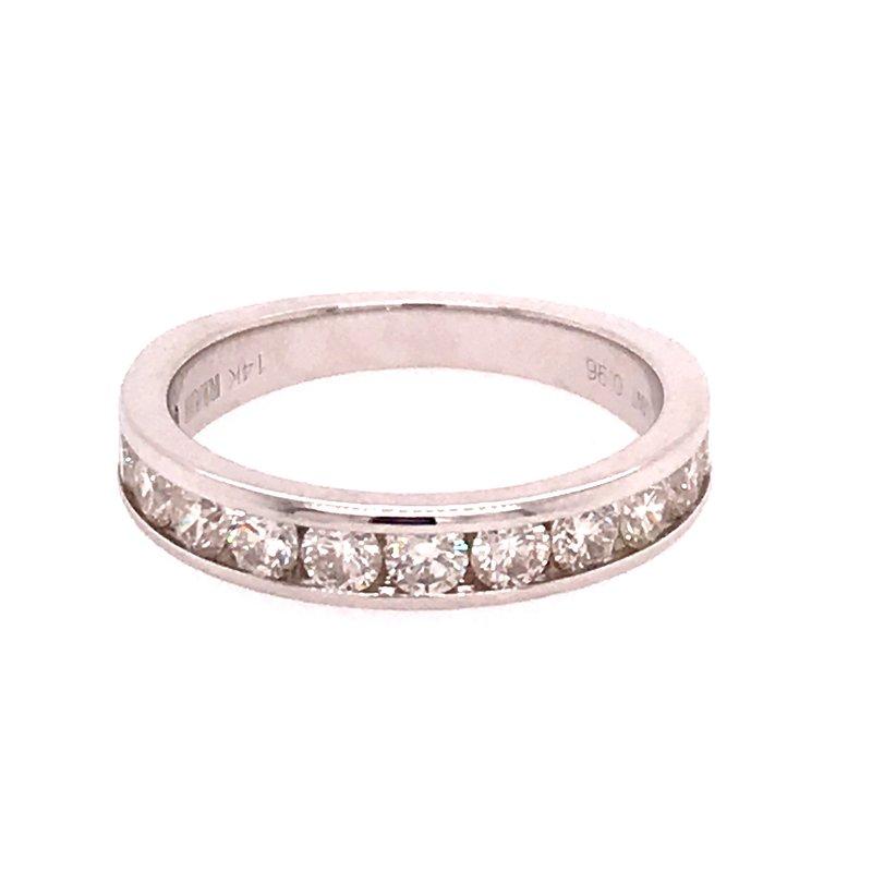 Dean's Bridal Diamond Wedding Band
