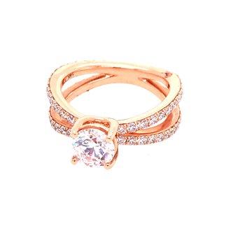 Forever 15 Engagement Ring - Semi Mount