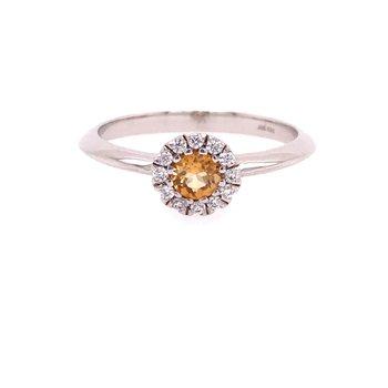Colorstone Fashion Ring