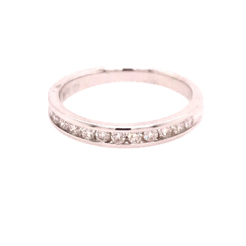 Dean's Bridal Diamond Wedding Band