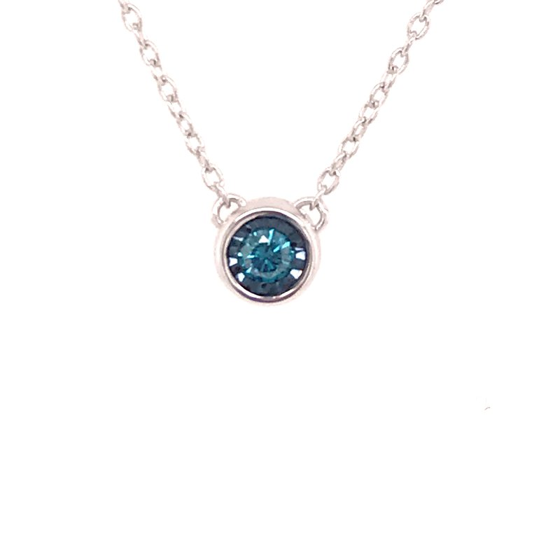 Diamond Fashion Solitaire Pendant