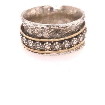 Spinner Fashion Ring