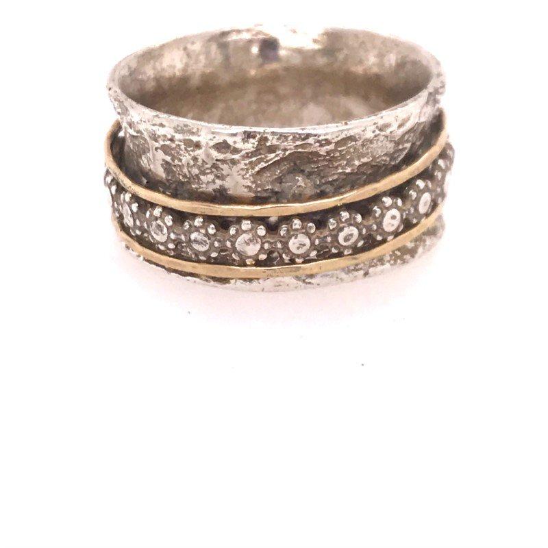 Estate Spinner Fashion Ring