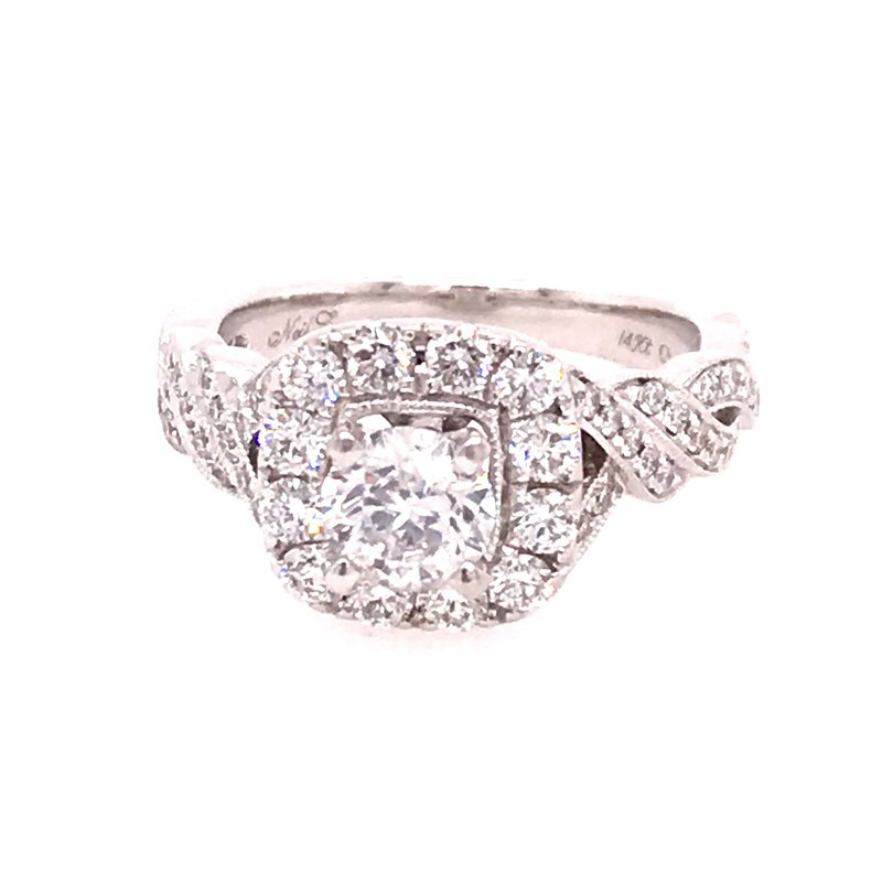 Dean's Bridal Diamond Engagement Ring