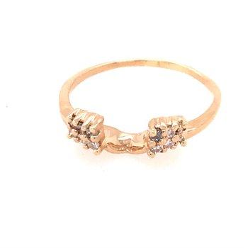Diamond Wedding Ring Wrap