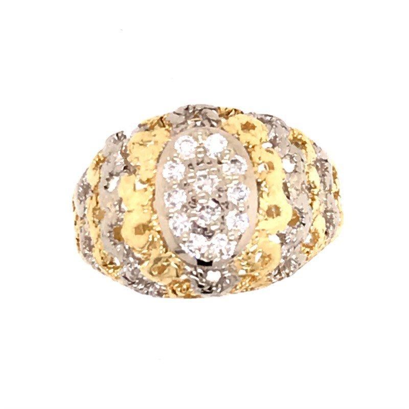 Estate Diamond Fashion Ring