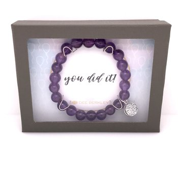 You Did It Bracelet