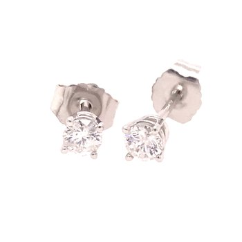 Whistler Diamond Stud Earrings