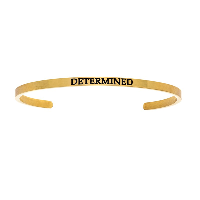 """Fashion Jewelry Intuitions """"Determined"""" Bracelet"""
