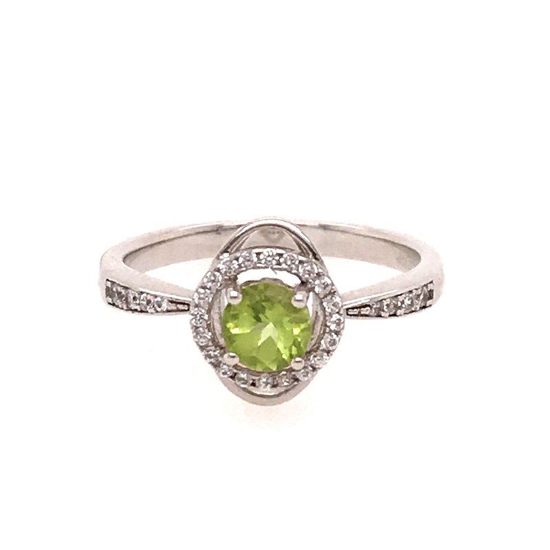 Colored Stone Fashion Colorstone Fashion Ring