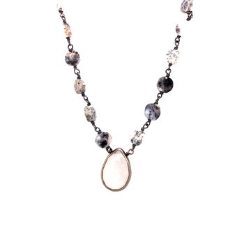 Drendrite Opal Necklace
