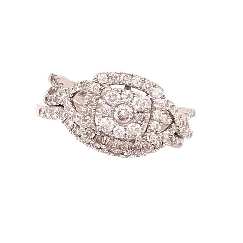 Dean's Bridal Diamond Engagement Ring