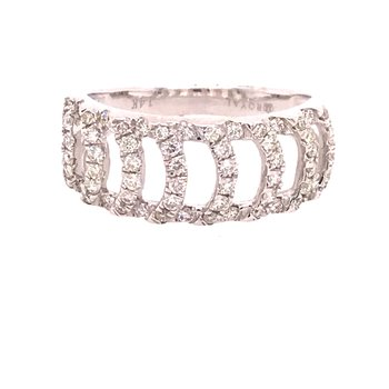 Curved Bar Ring