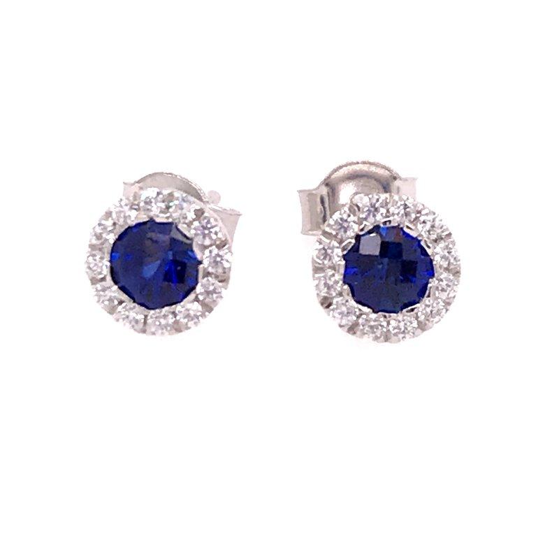 Colored Stone Fashion Colorstone Earrings