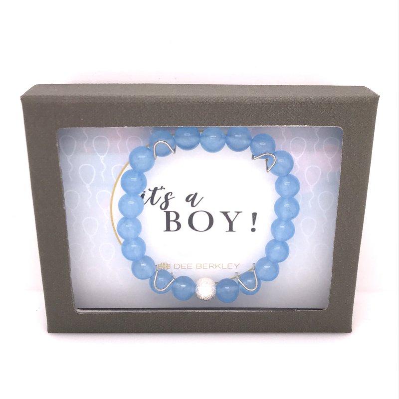 Dee Berkley It's A Boy Bracelet
