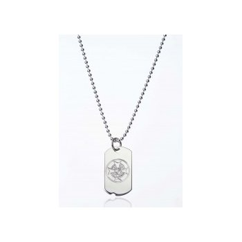 Bergen Catholic Dog Tag Necklace