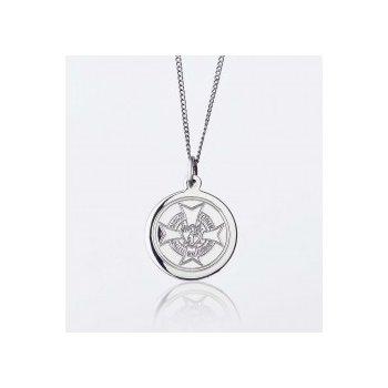 Bergen Catholic Sterling Silver Pendant