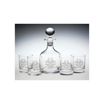 Bergen Catholic Classic Decanter Set